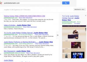 google website preview