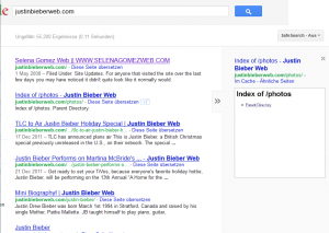 updated google website preview